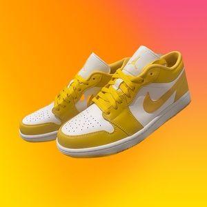 Jordan 1 Lows - Pollen